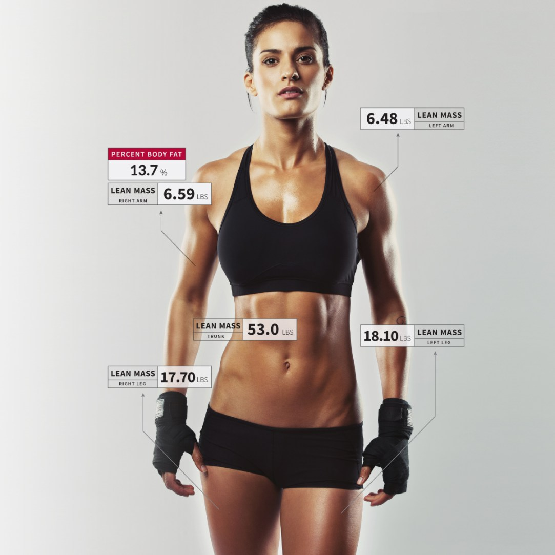 fitness body composition analysis